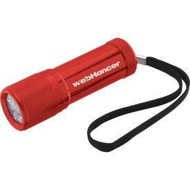 Monogrammed The Mars Flashlight