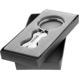 Logo The Osso Key Chain