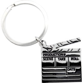 Logo The Pellicola Key Chain