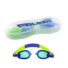Custom Porpoise Children's Swim Goggles with Case