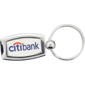 The Raffinato Key Chain Printed with Your Logo