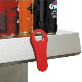 The Rally Magnet Bottle Opener Imprinted with Your Logo