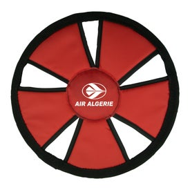 The Super Flyer Disc Imprinted with Your Logo