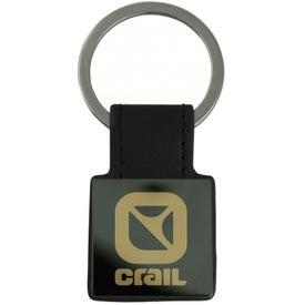 Customized The Woodbury Key Chain