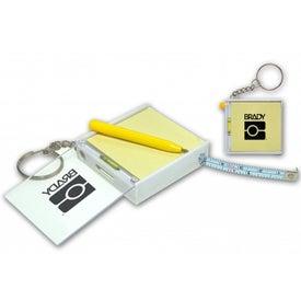 Company The Works Keychain