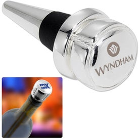 The Moscato Wine Bottle Stopper