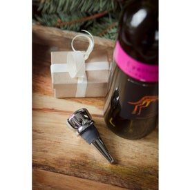 The Moscato Wine Bottle Stopper for your School