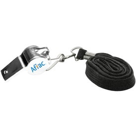 The Ref Metal Whistle with Your Logo