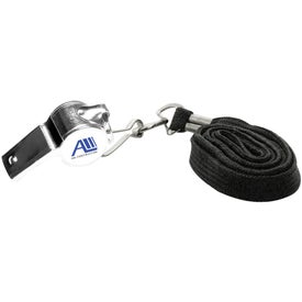 The Ref Metal Whistle for Promotion
