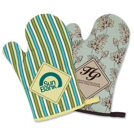 Therma Grip Designer Series Oven Mitt