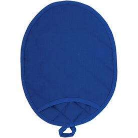 Therma-Grip Oval Oven Mitt Pot Holder for Promotion