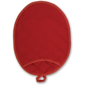 Therma-Grip Oval Oven Mitt Pot Holder for your School