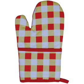 Monogrammed Therma-Grip Oven Mitts