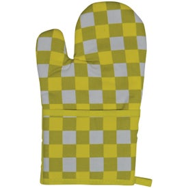 Therma-Grip Oven Mitts Branded with Your Logo