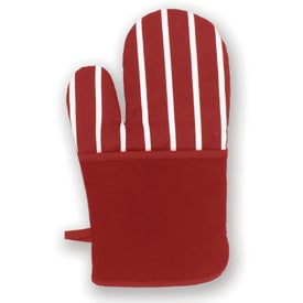 Personalized Therma-Grip Pocket Oven Mitt