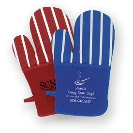 Therma-Grip Pocket Oven Mitt for Promotion
