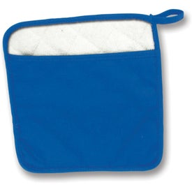 Therma-Grip Pocket Pot Holder with Your Slogan