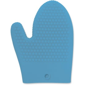 Personalized Therma-Grip Silicone Oven Mitt
