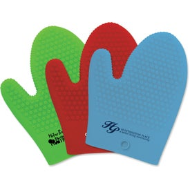Therma-Grip Silicone Oven Mitts