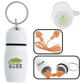 BioGreen Staccato Ear Plug/Pill Holder