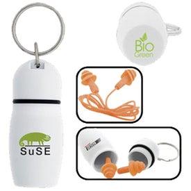 BioGreen Staccato Ear Plug/Pill Holder