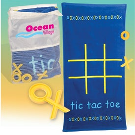 Branded Tic-Tac-Towel Kit