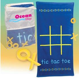 Branded Tic-Tac-Towel Kit