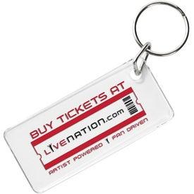 Ticket Keytags