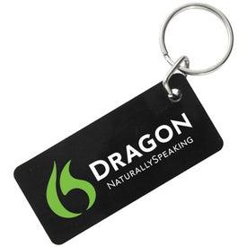 Branded Ticket Keytags