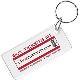 Ticket Keytags