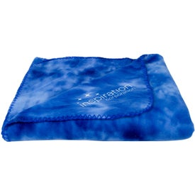 Customized Tie-Dye Blankets