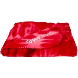 Logo Tie-Dye Blankets