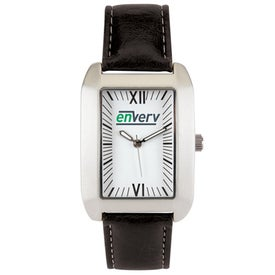 Times Square Unisex Watch Branded with Your Logo