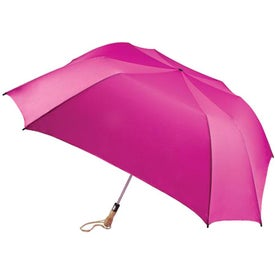 Times Square Auto Open Folding Umbrella with Your Logo