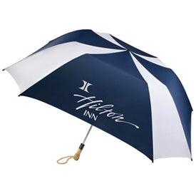 Times Square Auto Open Folding Umbrella