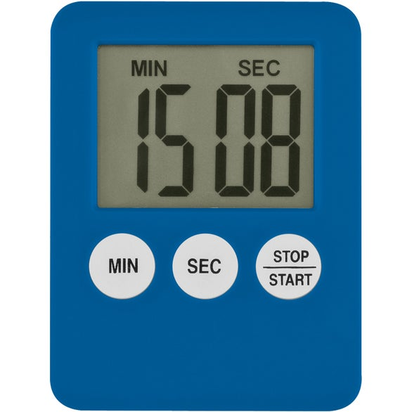 Blue Tiny Tot Magnetic Timer