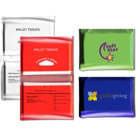 Tissue Pack (Full Color Logo)