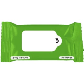 Tissue Packet for Marketing