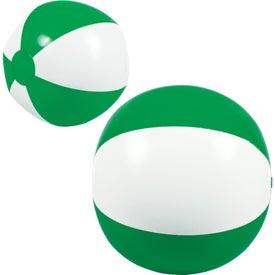 Printed 2-Tone Beach Ball