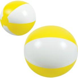 2-Tone Beach Ball for your School