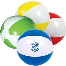 """2-Tone Beach Ball (16"""")"""