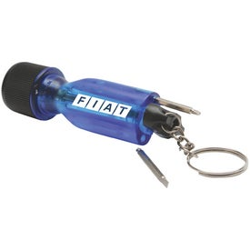 Tool Keychain Light for Your Company