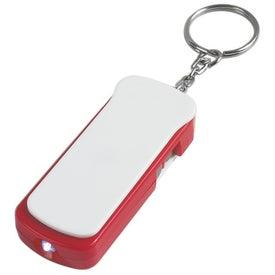 Branded Tool Kit Key Tag