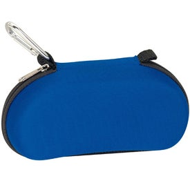 Top Flite XL Distance Sunglasses Case Imprinted with Your Logo