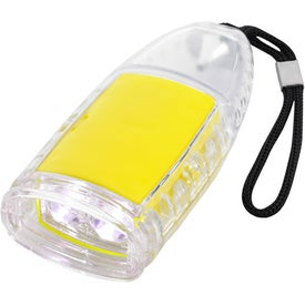 Torpedo LED Lantern Flashlight With Strap Giveaways