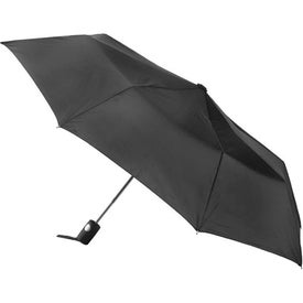 Monogrammed Totes Auto Open Folding Umbrella