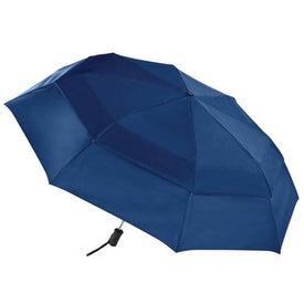 Totes Stormbeater Auto Open Folding Umbrella for Your Church