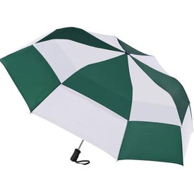 Totes Stormbeater Auto Open Folding Umbrella for Advertising