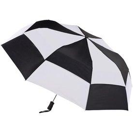Totes Stormbeater Auto Open Folding Umbrella for Your Organization