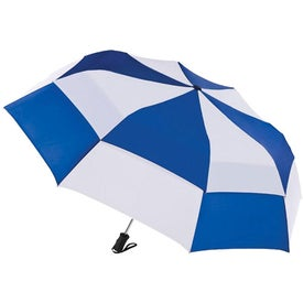 Totes Stormbeater Auto Open Folding Umbrella for Your Organization